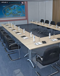 The Training Boardroom from Imperial is great for use in your office