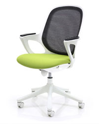 The Verco Salt & Pepper Chair makes great seating in your office