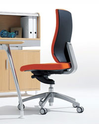 This VIB Seating from Verco is a great chair to have in any office