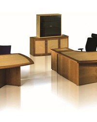 This three piece furniture set from Eborcraft is perfect for any office space