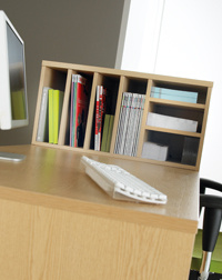 Hawk desk storage units are the perfect solution for any desk or work space