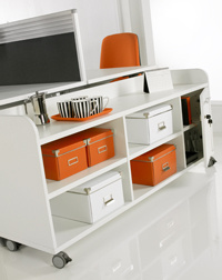 Easy office space saving with this Sideboard from Hawk