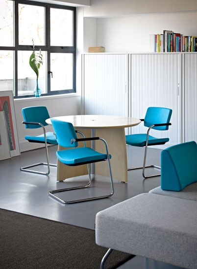 Verco   Mix  Seating, Verco Circular Meeting Table