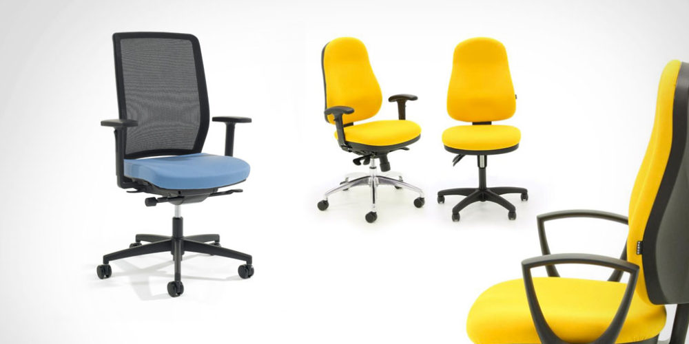 Verco office seating breathe buzz